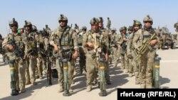 افغان ځواکونه