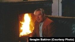 Чингиз Айтматов. Фото из архива Ибрагима Бакирова