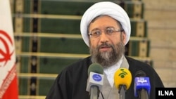 صادق آملی لاریجانی، رییس قوه قضاییه ایران