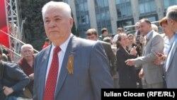 Владимир Воронин, лидер Коммунистической партии Молдовы.