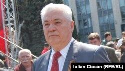 Молдова коммунистік партиясының жетекшісі Владимир Воронин.