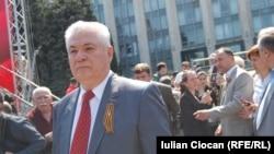 Лидер коммунистической партии Молдавии Владимир Воронин