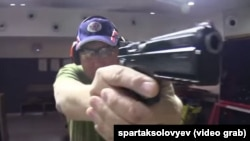 According to some reports, Russian Deputy Prime Minister Dmitry Rogozin hurt himself during an incident at a shooting range on December 29.