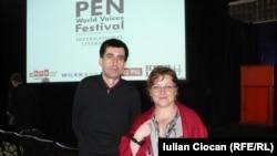 Corina Şuteu şi Iulian Ciocan