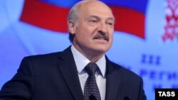 Александр Лукашенко, Беларусь президенті.