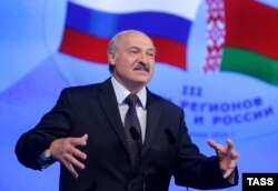 Belarusian President Alyaksandr Lukashenka has sought in recent years to reopen even limited relations with the West, pardoning some jailed opposition leaders and hosting Ukraine peace talks.