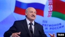 Presidenti bellorus, Alyaksandr Lukashenka