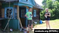 Тут Васіль Быкаў скончыў першую клясу
