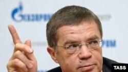 """Gazprom"" kompaniýasynyň başlygynyň orunbasary Aleksandr Medwedew"