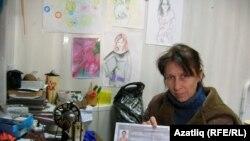 Илмира Бегендикова 2003тән бирле Татарстан ватандашы булырга тели.
