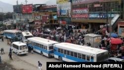 کابل ښاریان د دغه ښار د ناسم ښاري وضعیت څخه شکایت کوي