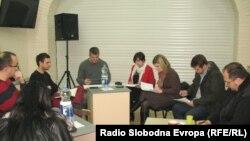 Susret novinara Vojvodine i Sarajeva