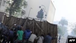 Столкновения в Каире 16 декабря