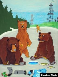 Медведи Павлика Лемтыбожа