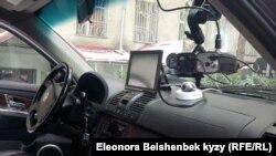Видео көзөмөл камералары жол кызматкерлеринин унааларына жана башка жерлерге орнотулат.