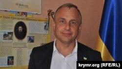 Голова Генічеської районної державної адміністрації Олександр Воробйов