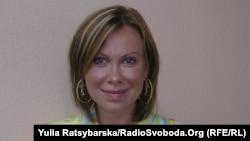 Перша олімпійська чемпіонка незалежної України, фігуристка Оксана Баюл