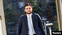 Ministri i financave të Serbisë, Lazar Krstiq