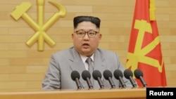 Lideri verikorean, Kim Jong Un, foto nga arkivi