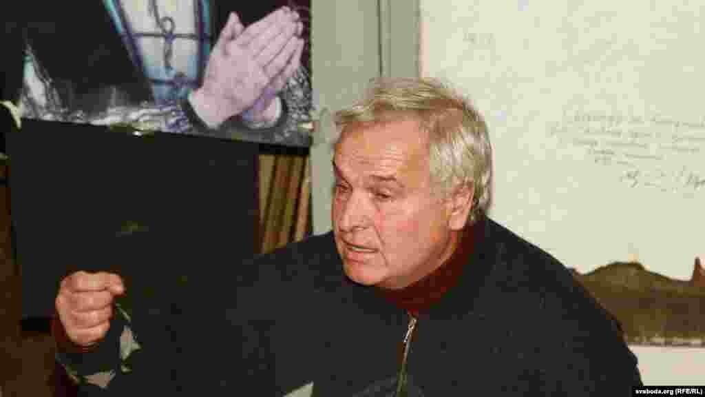 Дэпутат Вярхоўнага савету 12-га скліканьня Сяргей Антончык