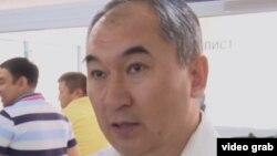 Насирбек Алмаматов.