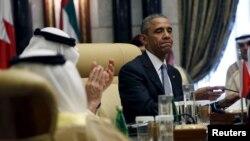 اوباما در ریاض