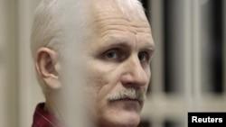 «Весна» и тюрьма правозащитника Алеся Беляцкого