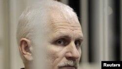 Алесь Беляцкий, Минск, 2 ноября 2011
