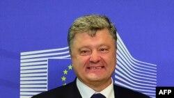 Ուկրաինայի նախագահ Պետրո Պորոշենկո