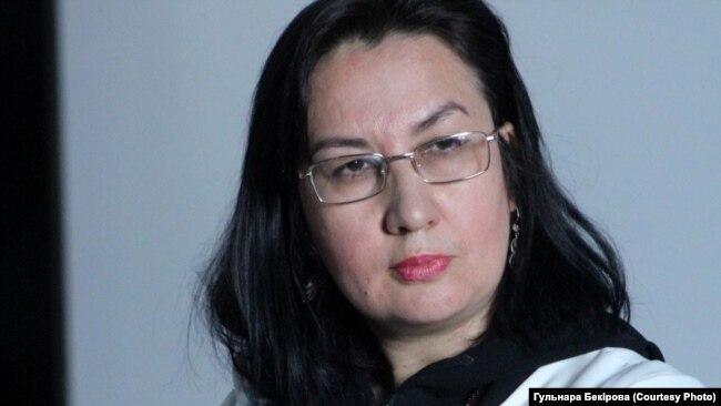 Гульнара Бекирова
