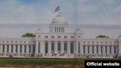 Проект парламентского здания