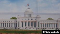 Проект нового парламентского комплекса
