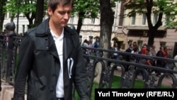 Депутат Госдумы России Дмитрий Гудков