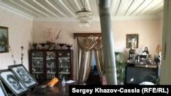 Дома у Аветисянов