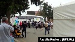 «ASAN xidmət»in avtobusu