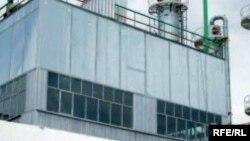 Ағайынды Махмадовтар компаниясының өндірістік корпустары. Тараз, 4 желтоқсан, 2008 жыл.
