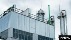 Производственные корпуса компании братьев Махмадовых. Тараз, 4 декабря 2008 года.