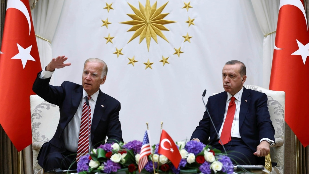 Թուրքիայի ագրեսիվ քաղաքականությանը, որը իրականացվել է ԱՄՆ-ի ուղղակի աջակցությամբ, վերջ կտրվի Բայդենի օրոք