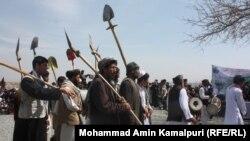 جشن نو روز و میله دهقان در بادام باغ کابل برگزار شد