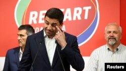 Naredni tjedan bit će raspisani unutarstranački izbori u SDP-u, najavio je Bernardić (na fotografiji)