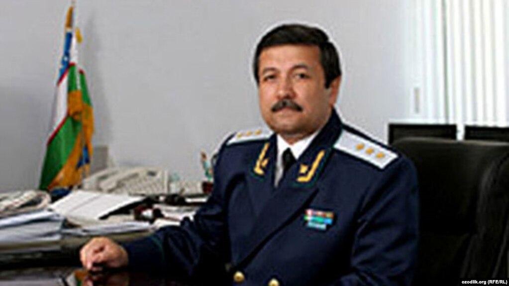 Cобиқ бош прокурор Рашитжон Қодиров
