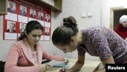 Досрочное голосование в Белоруссии началось 14 декабря