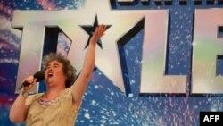 Талант Сьюзан Бойл стал для Британии настоящим сюрпризом