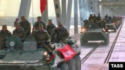 February 15 marks the 25th anniversary of the end of Soviet military forces' withdrawal from Afghanistan.