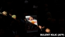 Jamal Khashoggi-nin portreti
