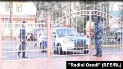ارشیف، د تاجکستان پولیس