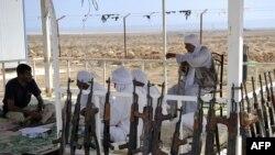 Pamje nga Libia...