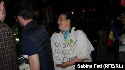 București, Piața Victoriei, protest împotriva posibilei grațieri a faptelor de corupție, 3 mai 2017