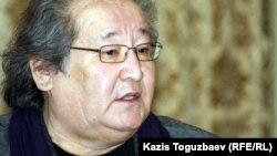 Режиссер Болат Атабаев. Алматы, 9 қаңтар 2012 жыл.