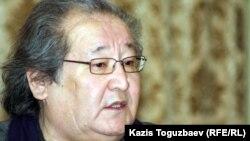 Режиссер Болат Атабаев. Алматы, 9 января 2012 года.